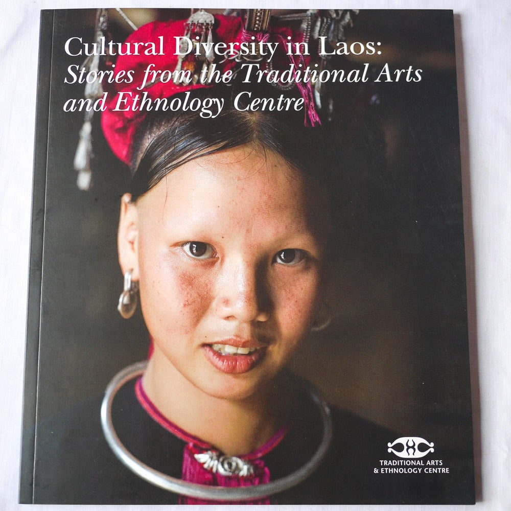 Image of Cultural Diversity in Laos: Stories from TAEC
