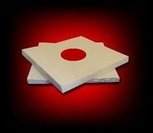 Image of 20 Sous-pochettes papier DELUXE 25 cm / 78 tours