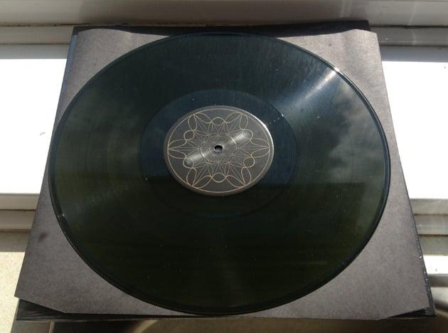 MAINLINER 'Revelation Space' Swamp Green Vinyl LP