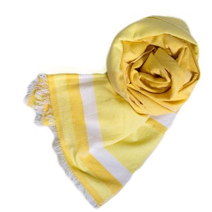 Image of Butter/Yellow Wrap