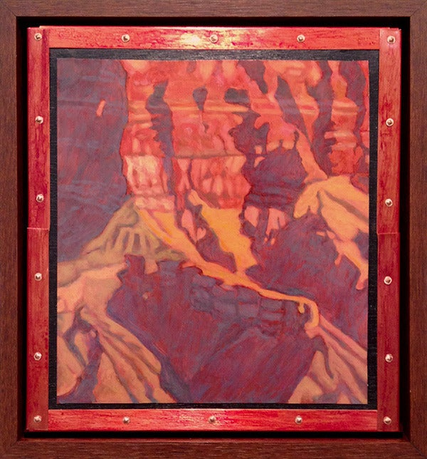 Image of Cliff Wall (Sold)