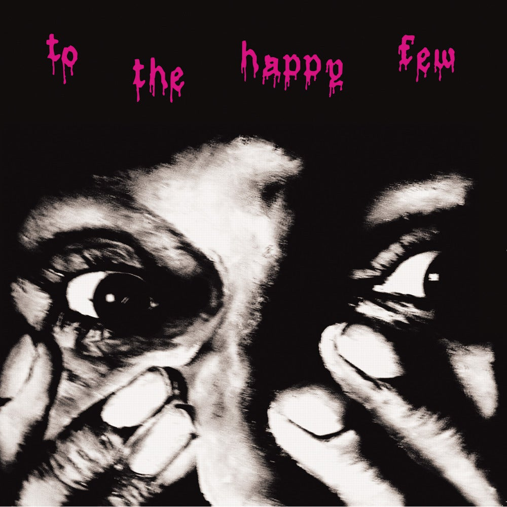 """Image of TO THE HAPPY FEW - s/t - 12"""" LP"""