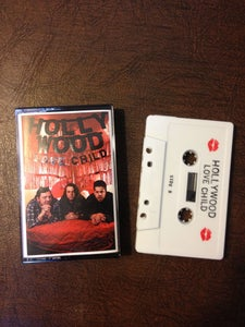 "Image of HOLLYWOOD ""LOVE CHILD"" CASSETTE"