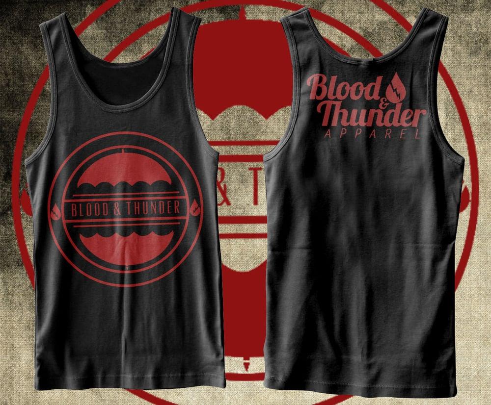 Image of Blood&Thunder Logo Tank