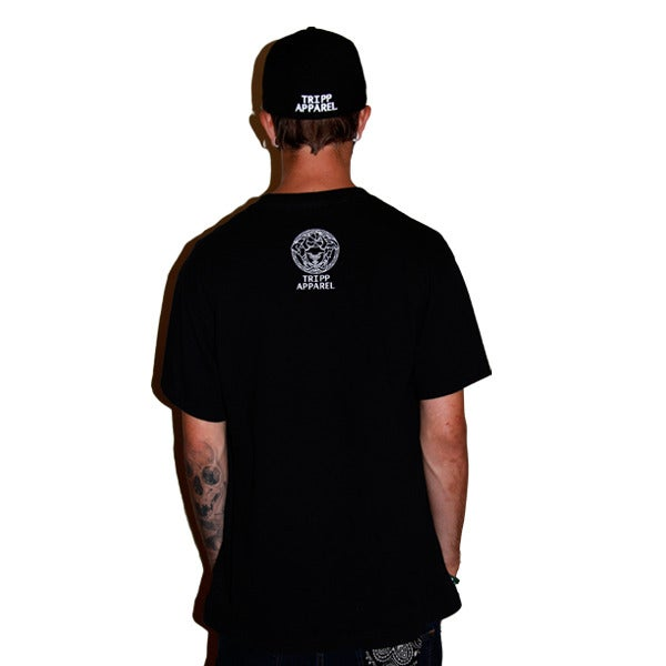 Image of Gianni - Black (Tee)