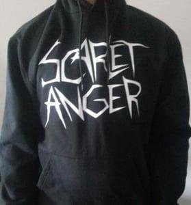 Image of Hoodie - Scarlet Anger
