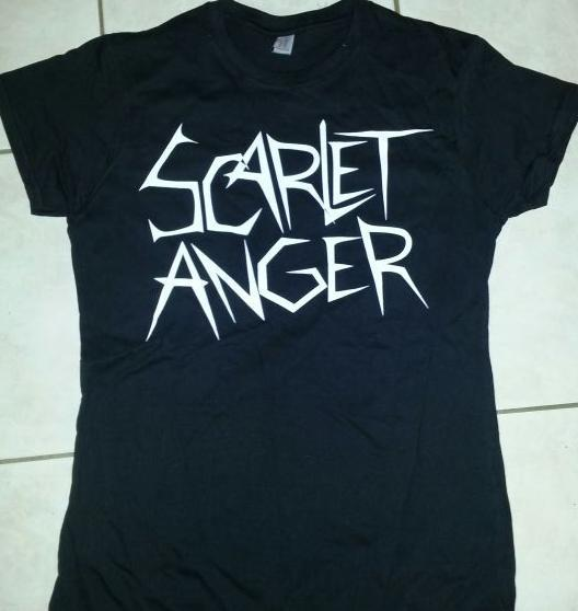 Image of Girlie - Scarlet Anger