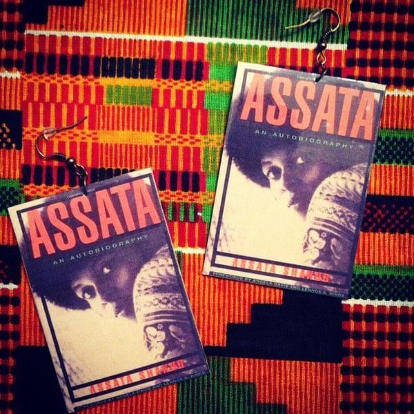 Image of Assata.