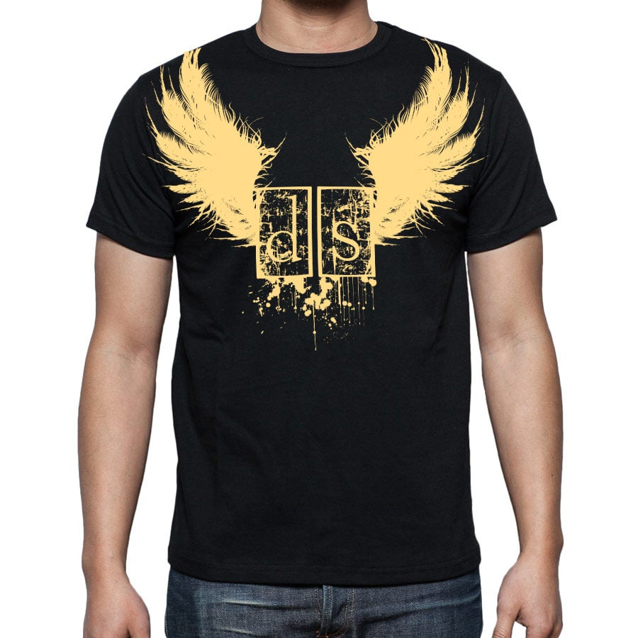 "Image of ""Wings"" logo shirt"