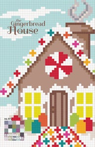 Image of No. 072 -- The Gingerbread House