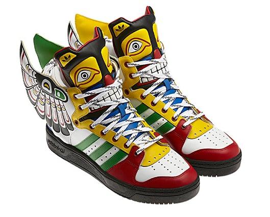 Adidas Eagle Wing Shoes Jeremy Scott