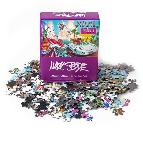 Image of 'Miami Mice' Puzzle