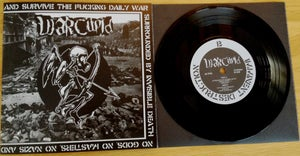 Image of WARCUPID - S/T EP (BLACK)