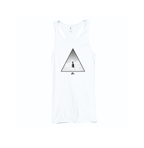 Image of 0909 TANK - WHITE