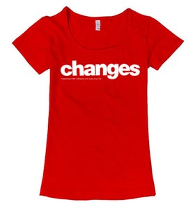 Image of changes women / red