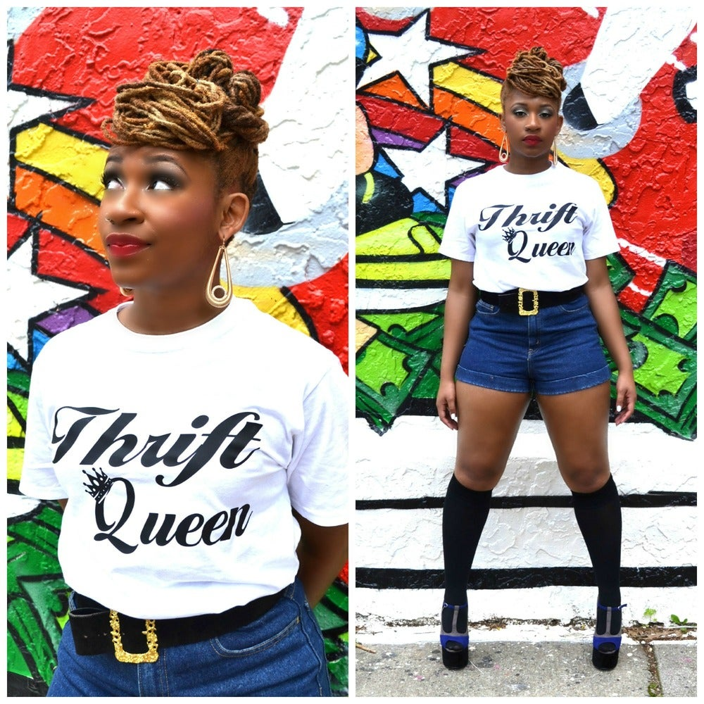 Image of Thrift Queen Tee