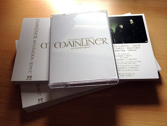 MAINLINER 'Revelation Space' Cassette