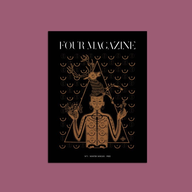 Image of Volume N°1: The Forbidden Issue
