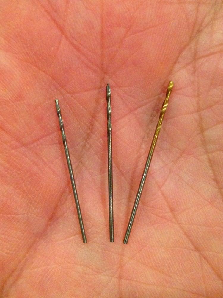 Image of 18-20 Gauge Drill Bit Trio
