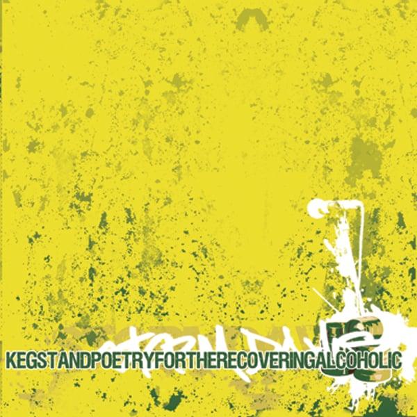 Image of Storm Davis - Kegstand Poetry CD