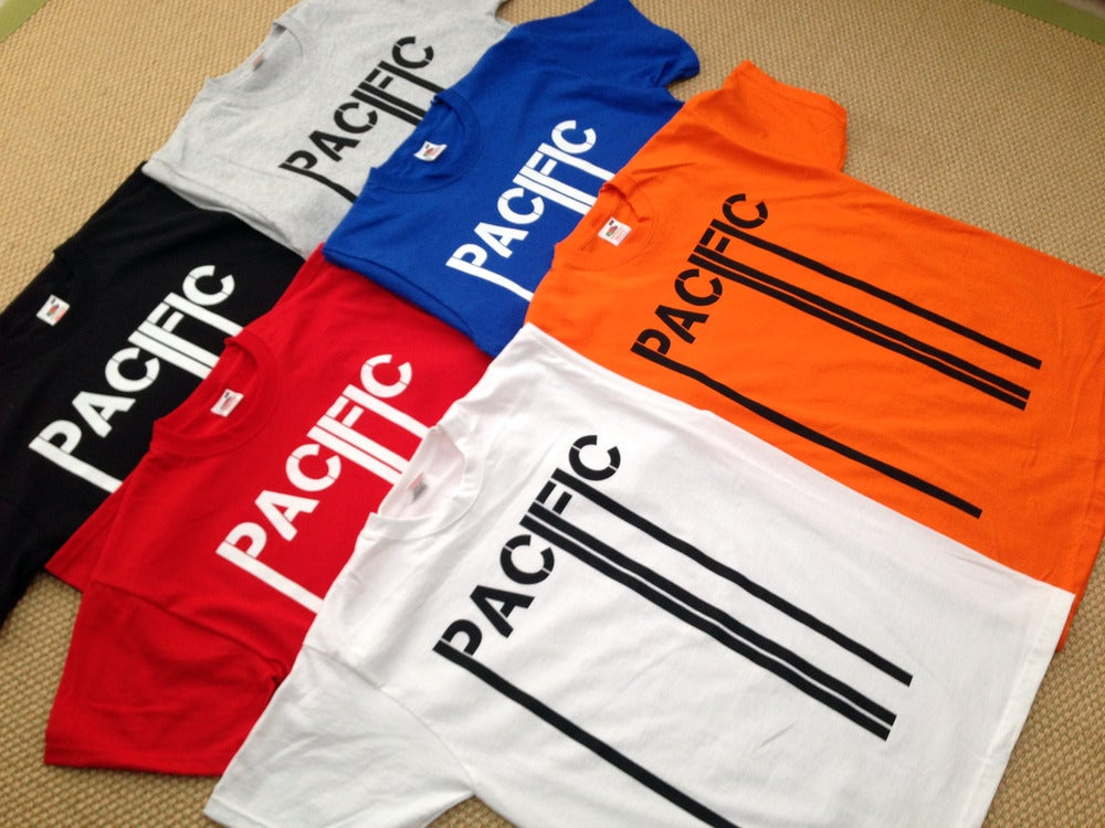 Image of Pacific Crew Neck T-Shirt