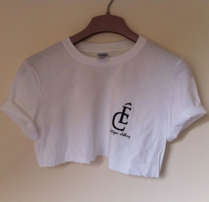Image of Éclectique Crop Tee