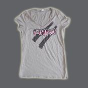 Image of SmithFest Ladies V-Neck - Gray