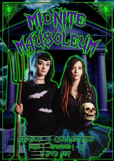 Image of Midnite Mausoleum Season 5 Part 1