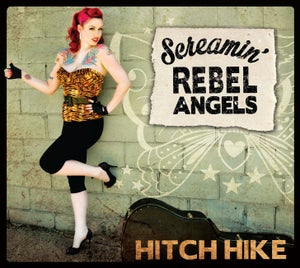 "Image of ""Hitch Hike"" 12 Song Full Length CD"