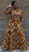 Sunshine Burst (Multi-Wear Maxi Dress)