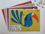Image of affiches oiseaux