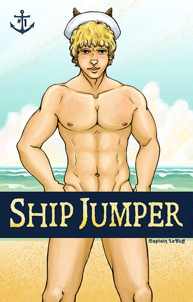 Image of Ship Jumper Book #1