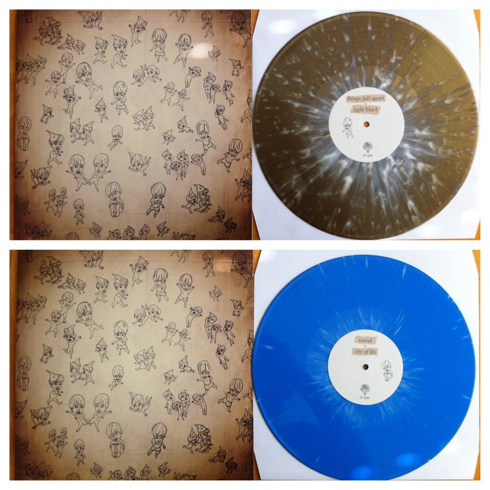 """Image of 4 Way Split 12"""" Vinyl"""