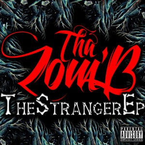 Image of Tha Zom'B-The Stranger EP Hardback