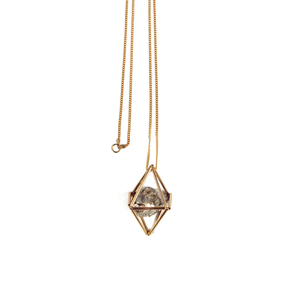 Image of FeS2 Necklace