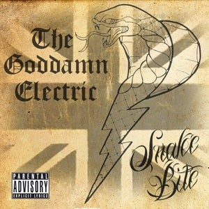 Image of The Goddamn Electric - Snake Bite