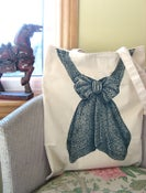 Image of Embellished bag - Bow