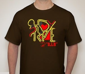 Image of 3rdeye Brand abstract tee