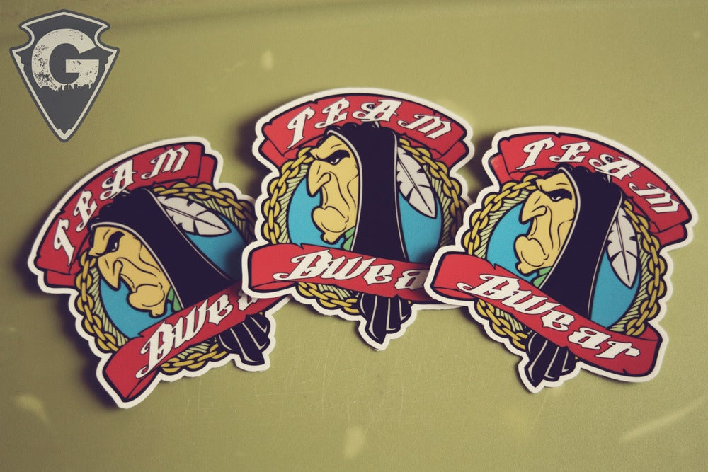 Team GWear Stickers 3 for the prize of 1