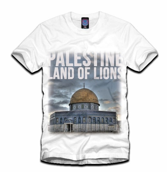 Image of 'Land of Lions' Tee
