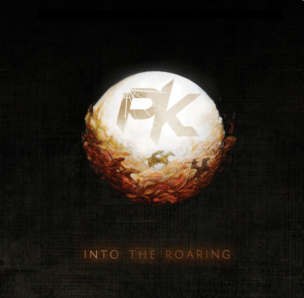 Image of INTO THE ROARING PHYSICAL LP