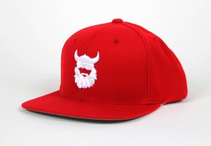 Image of WHBV Snapbacks (Red)