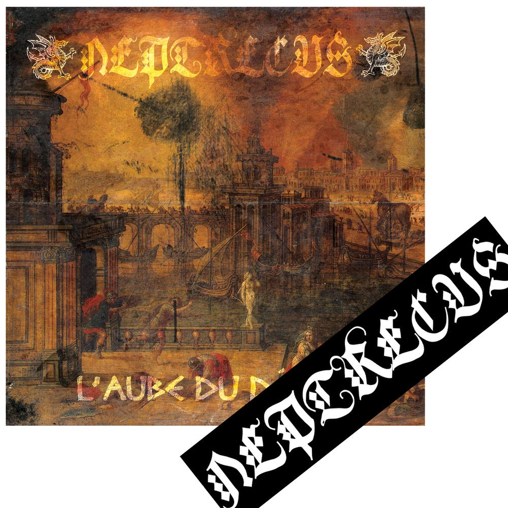 Image of L'Aube du Déclin (CD + Patch)