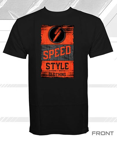 Image of SPEED Style Oil Can Shirt