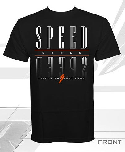 Image of SPEED Style Mirror Shirt