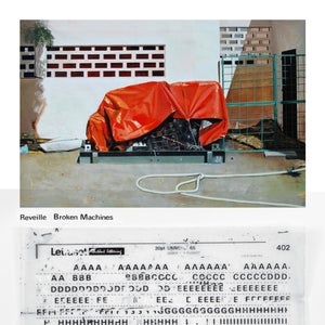 Image of Reveille - Broken Machines (CD)
