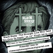 "Image of PREORDER - Black Sheep ""The Straight Line..."" - 12"" Ltd to 100"