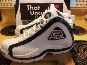 "Image of fila 96 retro (grant hill 2) ""og"", brand new (ds)"