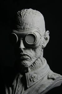 Image of Paul Komoda's Death Corps Zombie Resin Kit
