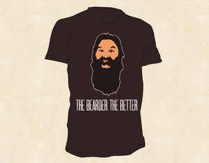 Image of The Bearder the Better Tee